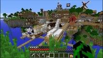 Minecraft Server Showcase: Madrealms - The Skyland Pirates