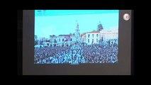 Presentazione e proclamazione Unesco della Rete delle grandi macchine trasportate a spalla