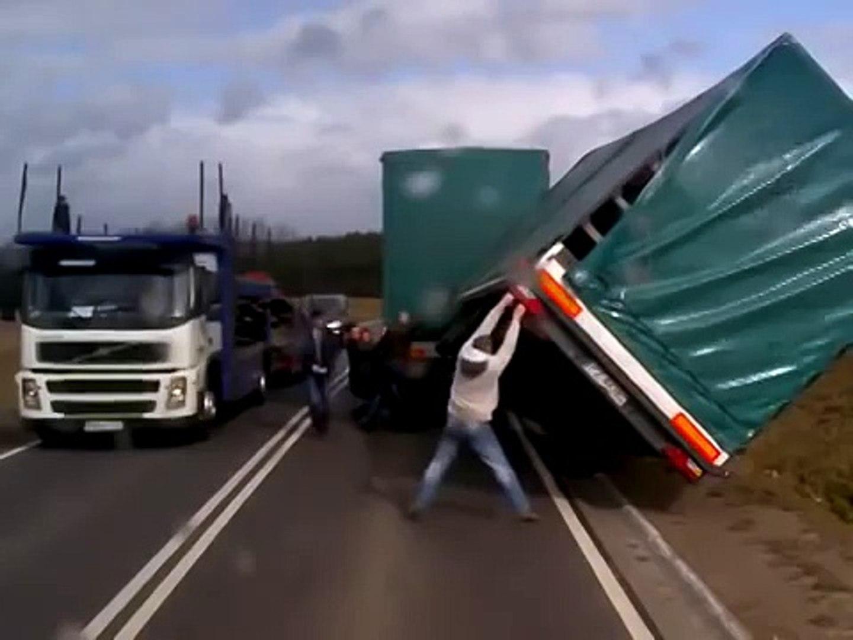 Pomoc dla kierowcy tira