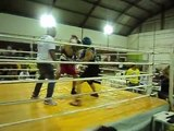I Copa Verão de Boxe Amador- Dymitry (DFC) x Ramon ( Monstro Team)- [primeiro round]