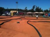 Epic remote control car race! Worlds fastest cars racing crashes, jumps flips at the race