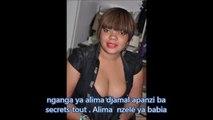 Vidéo ya tacle ya NIAR ya Alima Djamal nzeleketé ya Babia