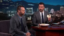 Will Forte Shaved Half His Head & Face