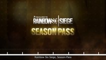 Season Pass Trailer - Tom Clancys Rainbow Six: Siege (PS4, deutsch)