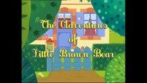 Apprends langlais avec Petit Ours Brun - Little Brown Bear makes a snowman