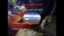 Voyage dans lespace 01 - Astéroïdes et météorites et comètes