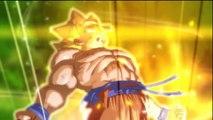 Dragonball Z Burst Limit: Goku vs Frieza Scenes (Japanese)