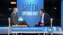 Charlie Sheen: 'Im HIV Positive, Paid Many Who Threatened To Expose Me | TODAY