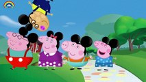 Peppa Pig Mickey Mouse Clubhouse Finger Family Songs / Finger Family Nursery Rhymes Lyrics
