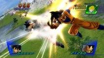 Dragon Ball Z For Kinect - Story Mode Saiyan Saga | Goku & Piccolo Vs Raditz | (Part 1) 【HD】