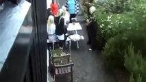 Тупая блондинка