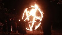Satanic Priest Calls Forth the Devil at 'Black Mass' *GRAPHIC*