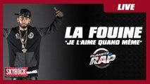 """La Fouine """"Je l'aime quand même"""" en live dans Planète Rap !"""