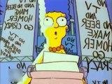 I Simpson ITA - Homer pazzo furioso parodia Shining