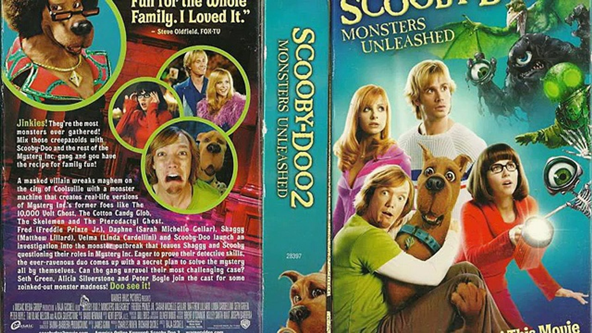 Scooby Doo 2 Video Dailymotion