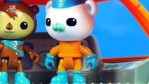 The Octonauts Adventure Barnacles Steers the Octopod to Safety