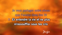 Karaoké Gabrielle (Live Tour Eiffel 2000) - Johnny Hallyday *