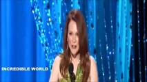 Leonardo DiCaprio Celebrates First Ever SAG Awards Win with TITANIC HUG From Kate Winslet!!!!