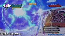 Dragon Ball Xenoverse - Differences Super Saiyan, SSJ2, Super Vegeta, Super Vegeta 2