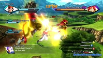 Ultimate Power, Ultimate Saiyan - Dragon Ball Xenoverse DBGT DLC New Parallel Quest 3 Gameplay