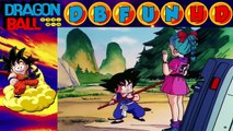 【Dragon Ball Funny Moments】Goku meet Bulma for the first time【English DUB】[HD]