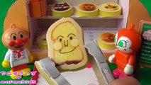 アンパンマン おもちゃ アニメ アンパンマン号 パン屋さん�