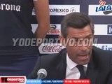 Pedro Caixinha, no somos los pendejos del torneo, tras derrota Pumas UNAM 1 0 Santos Lagun