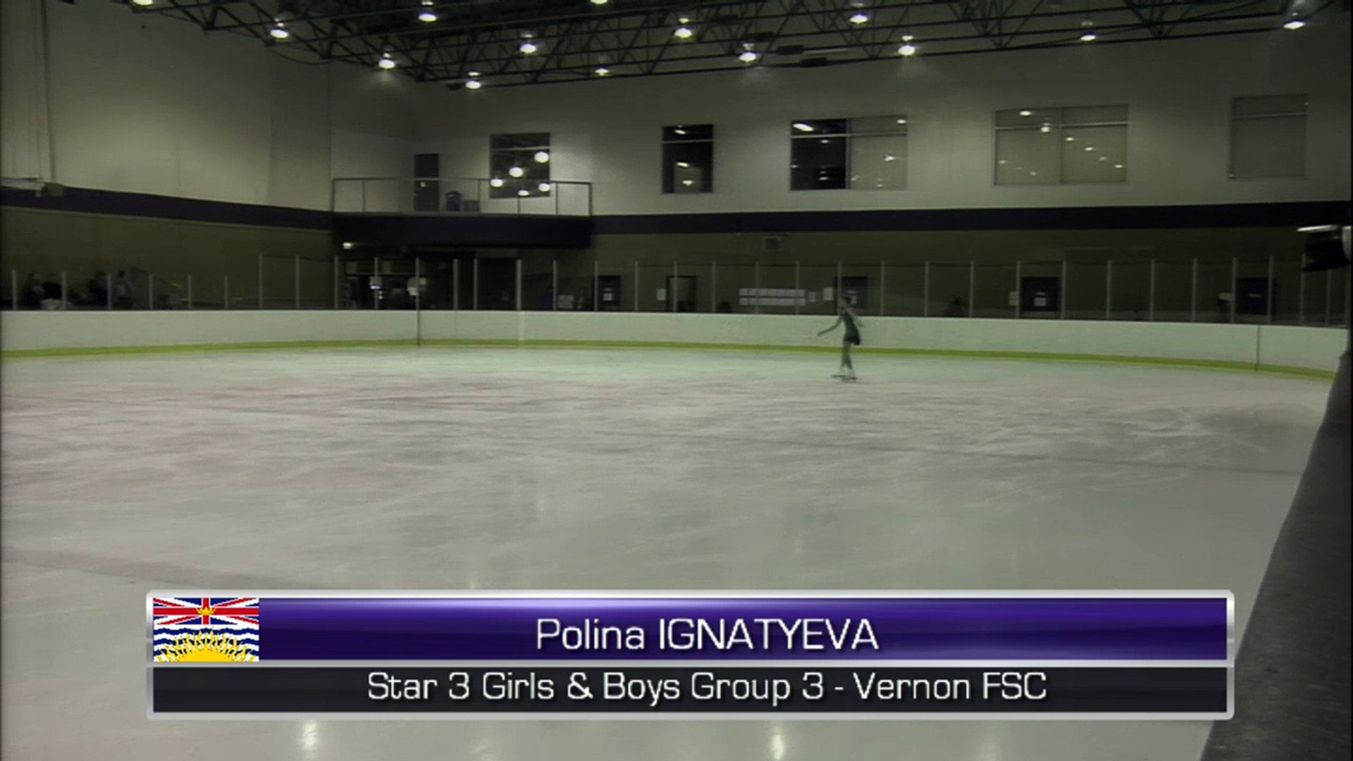 Polina Ignatyeva - Star3 Gr3 - StarSkate Final 2016