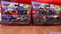 Cars 2 Zen Master Pitty Mater Disney Pixar Brent Mustangburger Darrell Cartrip by Blucollection