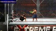 WWE EXTREME RULES 2014 JOHN CENA vs BRAY WYATT Steel Cage Match HIGHLIGHTS 5/4/14 (WWE 2K1