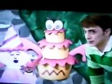Opening To Blues Clues Blues Big Musical Movie 2000 VHS