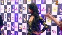 Hot Model Assets Exposing at Mirchi Music Awards 2016   Bollywood Celebs