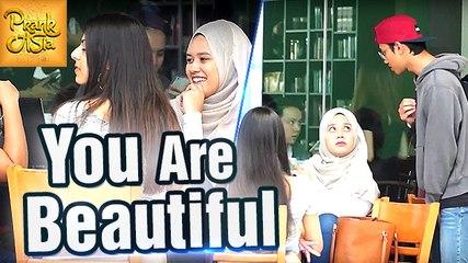 You Are Beautiful | Social Experiment | Prank Asia