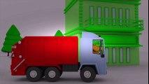 Apprendre les couleurs avec Dino le Dinosaure & Camion poubelle   Dessin animé éducatif  en français  Étoile Dessin Animé