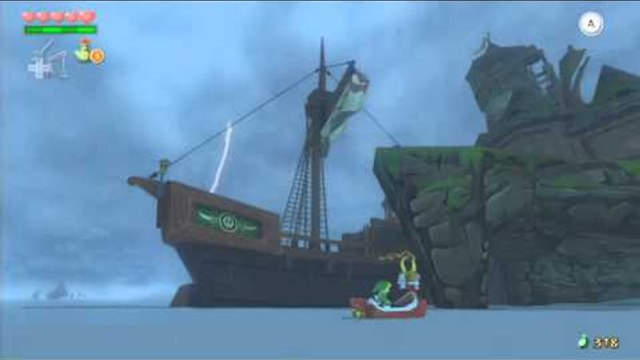 The Legend Of Zelda: The Wind Waker Playthrough #15: The Hero Becomes The Pirate