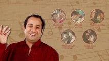 Rahat Fateh Ali Khan  Best Songs  Bollywood Romantic Hits