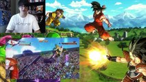 Super Saiyan 4 GOGETA and BROLY Dragon Ball GT : Xenoverse PS4 XBOX ONE Gameplay Discussion