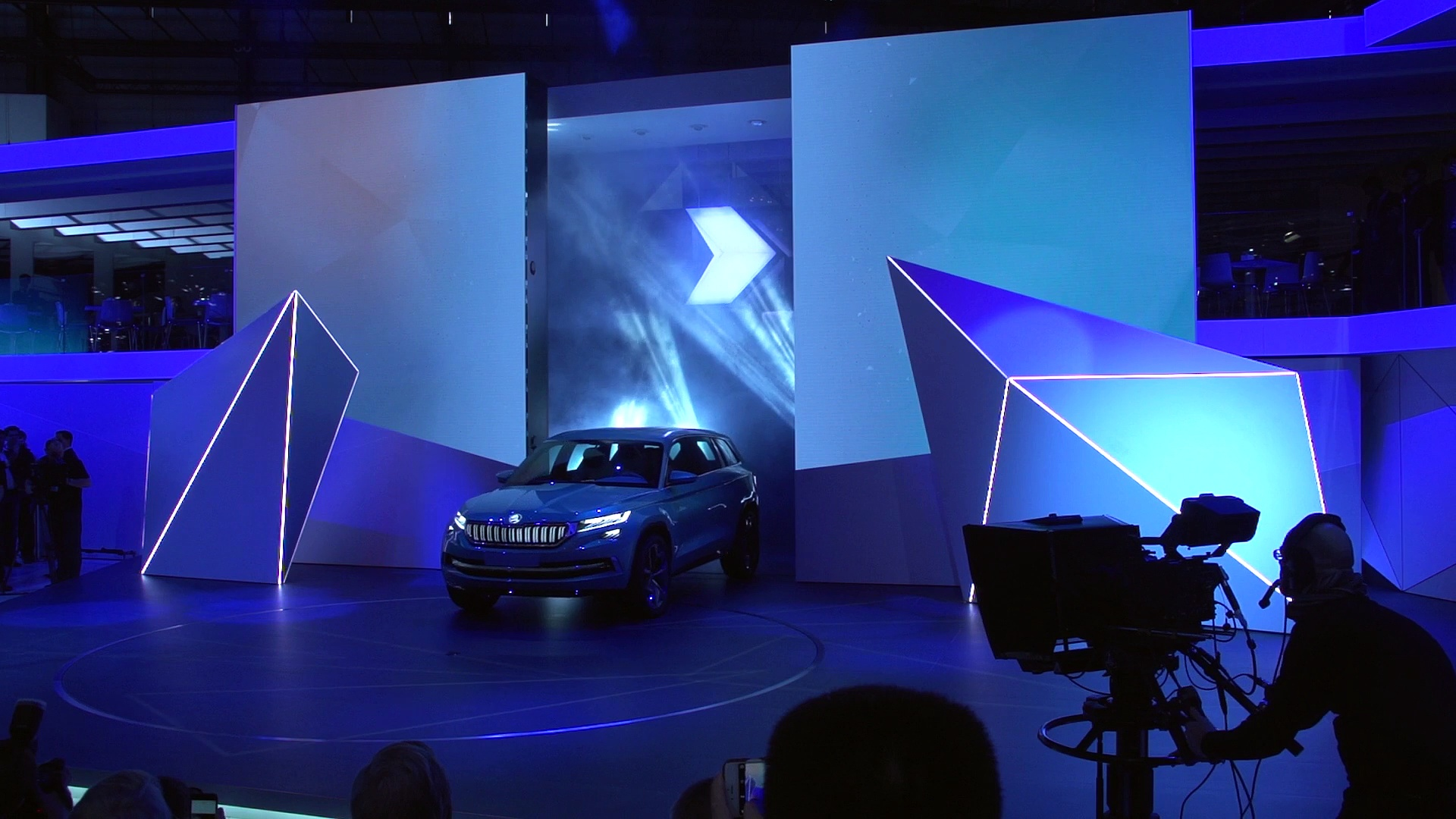 Skoda VisionS and others at the Geneva Auto Show 2016   ATMO   On Location   Motor Show   Car Show