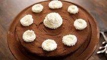 Chocolate Cheesecake | No Bake Cheesecake Recipe | Nick Saraf's Foodlog