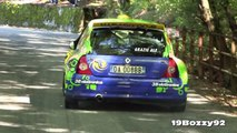 Renault Clio S1600 with Pure Sounds, Loud Backfires & Accelerations