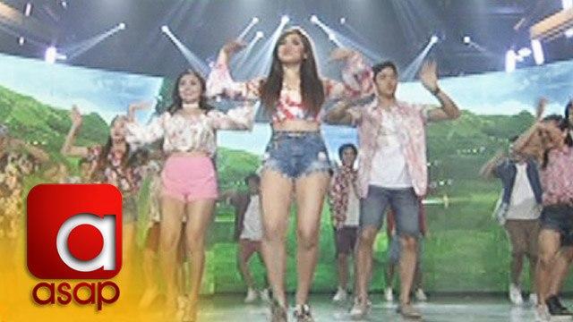 ASAP: Kathryn, Elmo & Dance Kids groove with Maja Salvador