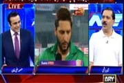 Who Called Shahid Afridi To Take Khurram Manzoor In Pakistani Team--