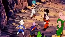 Vegeta, Bulma, Future Trunks & Baby Trunks Moment!