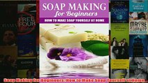 Download PDF  Soap Making for Beginners How to Make Soap Yourself at Home FULL FREE