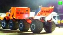Самый мощный Monster Truck в мире — 1275 л.с.!