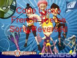 Code Lyoko French Theme Reversed