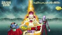 DRAGON BALL Z: Fukkatsu no F / A Ressurreição de Freeza, DBZ 2015 / Novidades, FILME Lançamento!