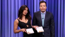 Priyanka Chopra BEATS Jimmy Fallon   The Tonight Show Starring Jimmy Fallon