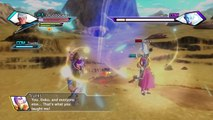 Dragon Ball Xenoverse Story Quest Time for a Test Beerus and Whis