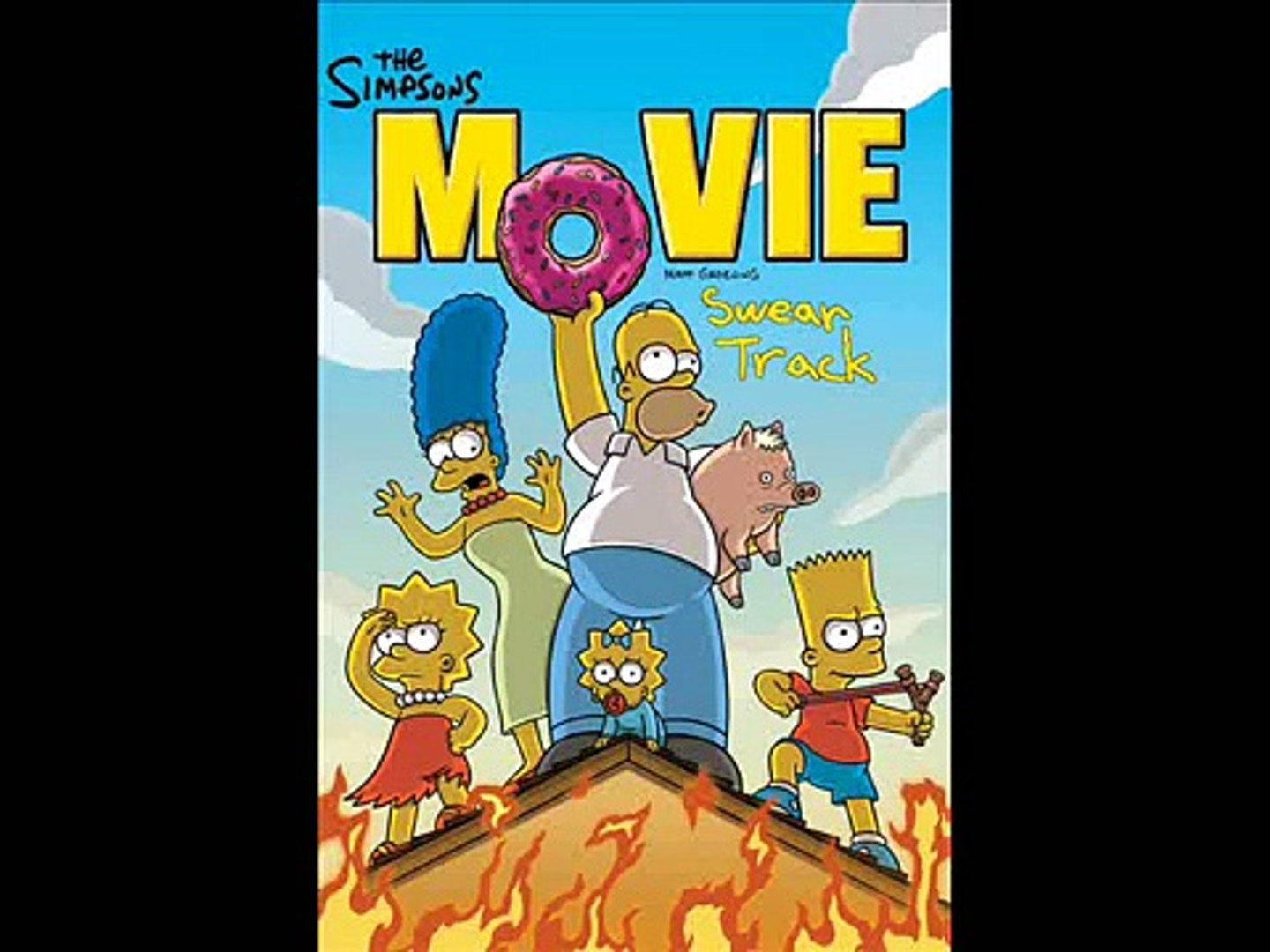 The Simpsons Movie Scream N Track 2007 Video Dailymotion